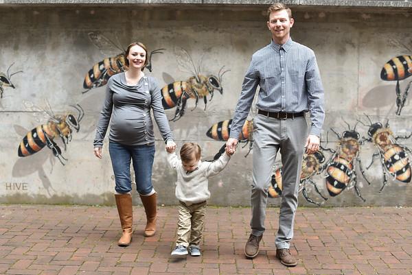 Marcom Family {Maternity}