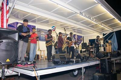Hempstead Last Summer Concert: The Neddman Band: 9-17-21