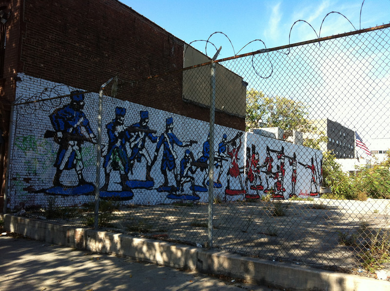 Art in the Gowanus art District