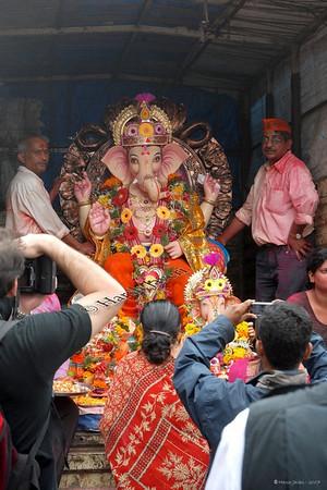 Ganpati Visarjan 2007
