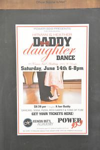 Daddy Daughter Dance June 14, 2014