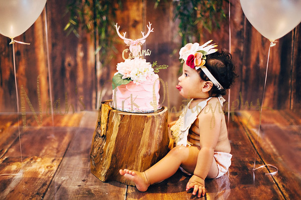Catalina | 1st Birthday