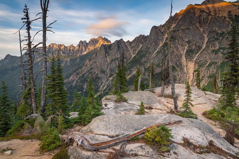 Wahington Pass Ridge