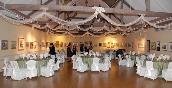 Rowe-Speers wedding-Wedding reception