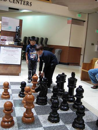 Giant Chess 2006
