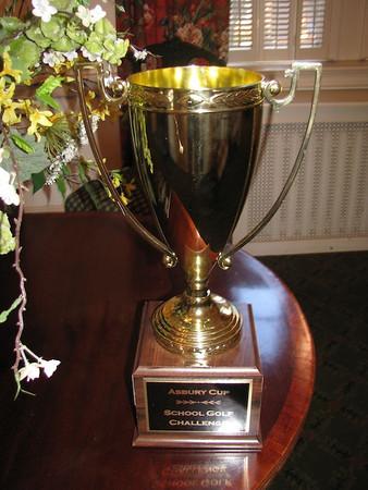 Asbury Cup Award