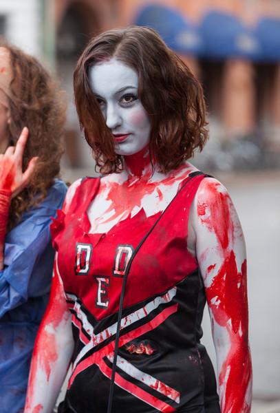 Event 2012 Copenhagen Zombie Crawl