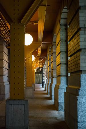 Downtown Chicago Train Station Tour Aug 2015
