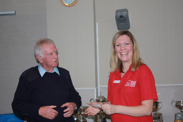 2013 AGM and Prizegiving