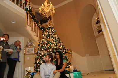 Talia Christmas Party