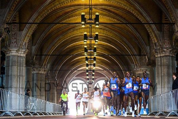 2017 Oct 15 - Amsterdam Marathon