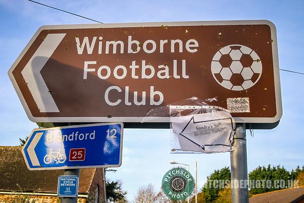 Wimborne Town v Abingdon United