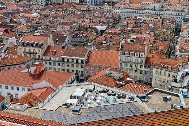 Rooftop Dining, Lisbon