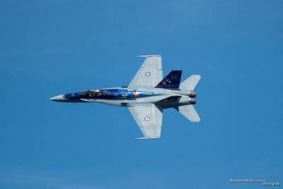 Airshow and Aircraft