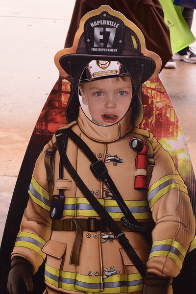 Naperville Fire & Police Departments - Public Safety Open House - September 21, 2019