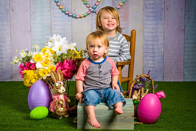 Dann - Easter MiniSession