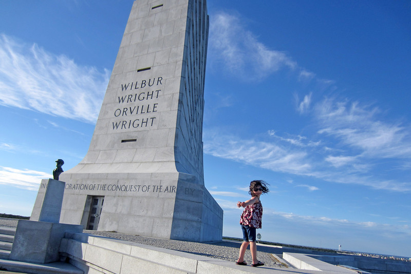 Wright Brothers Memorial © Rachel Rubin 2012