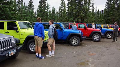 07-02 Denali Jeep Excursion
