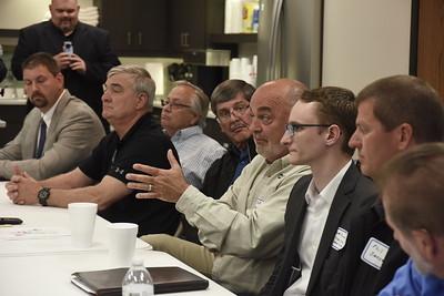 Rep. Sam Graves visit to United Electric_Savannah
