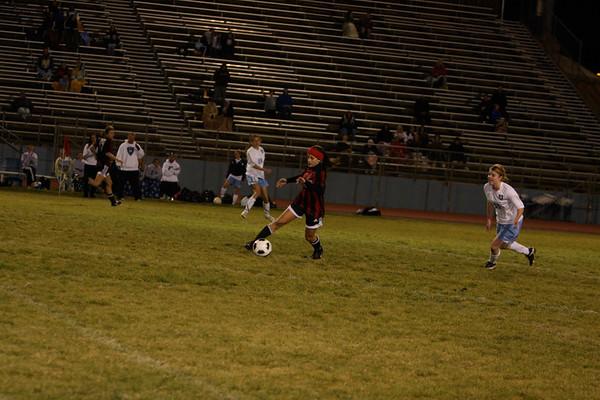 Girls soccer 12-09-2010