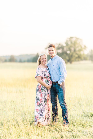 Evan & Ally | Maternity