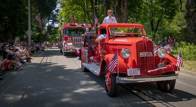 Goshen Fire Department #1