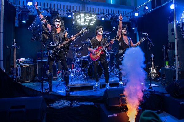 Kiss Alive Tribute band