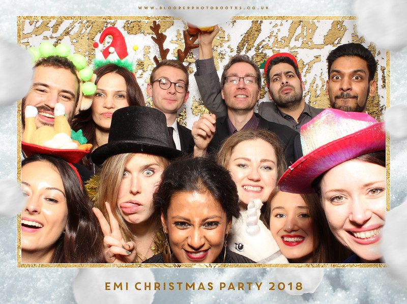 Euromonitor Christmas Party 2018