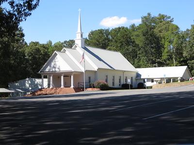 Bethany Church Road Milton GA