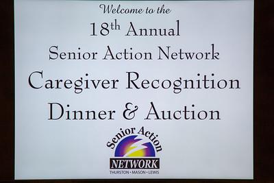 SAN 2018 Caregiver Recognition