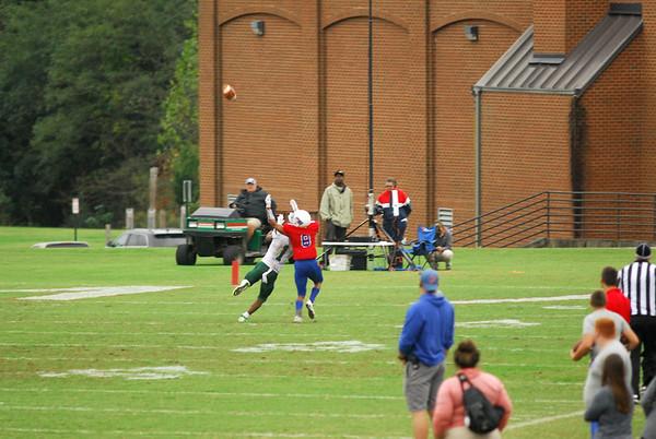 Prep Football vs. Trinity Episcopal School - Oct. 13, 2017