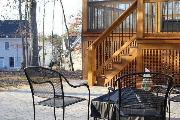 Koonts Screened Porch with Patio