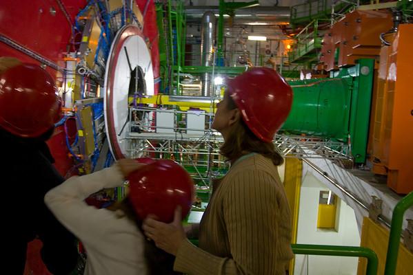 CERN and Geneva