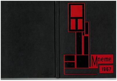 Rutgers Camden Mneme 1967 Yearbook