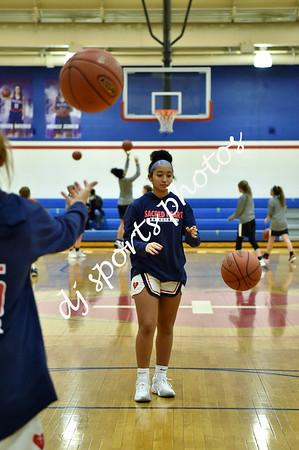HS JV Girls Basketball