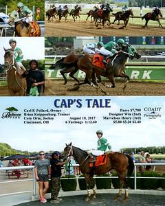 CAP'S TALE - 8/18/2017