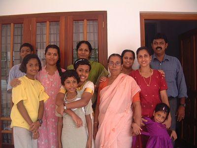 Liza & Family