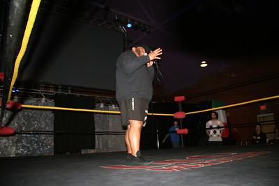 UFO Wrestling Somerville March 8, 2013