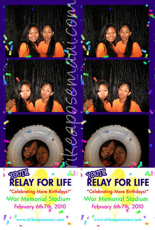 Youth Relay For Life Feb 6-7