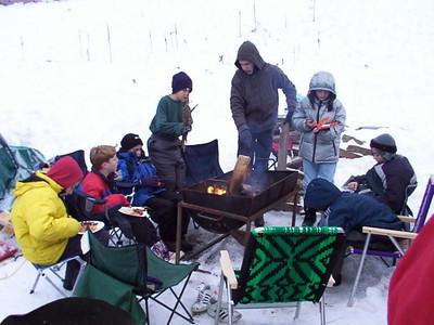 Scouts-Klondike 2004