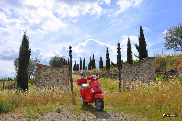 Tour d'Italia 2011
