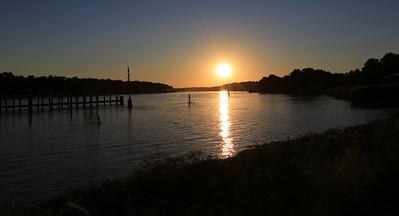 Chesapeake City Sunset