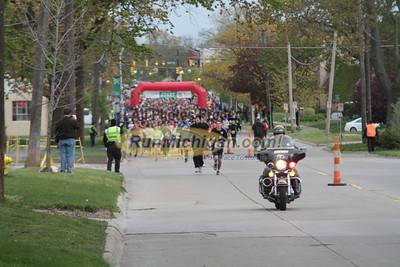 5K Start - Lets Move Festival of Races