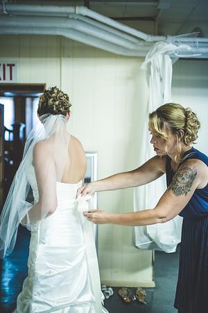 Megan Shaw Wedding