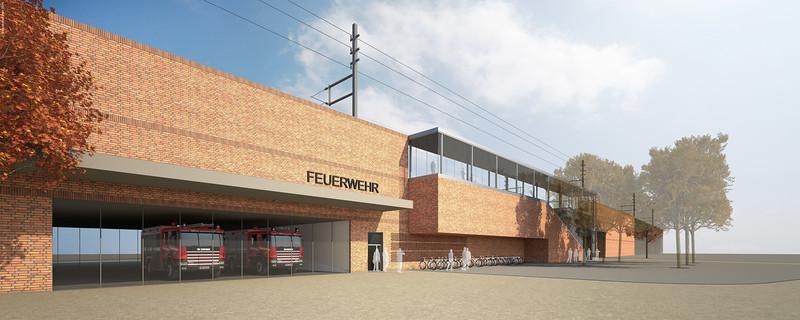 Bahnhof Hennersdorf Niederösterreich