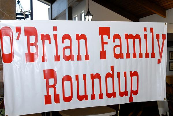 O'brian Family Roundup