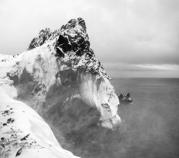 Deception Island Neptune Gap