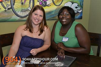Jacksonville Jaycees: A Chic Summer Night - The Pier Cantina & Sandbar - 7.30.14