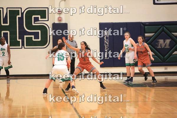 Westwood vs McNeil Girls Bball 01_05_18