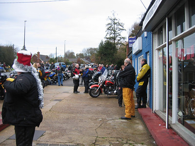 Christmas Toy Run, 4 Dec
